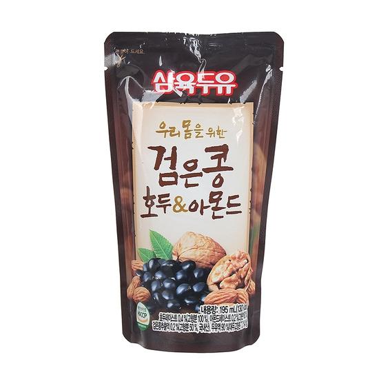 COMBO 5 GÓI Sữa óc chó hạnh nhân Hàn Quốc (195*5)