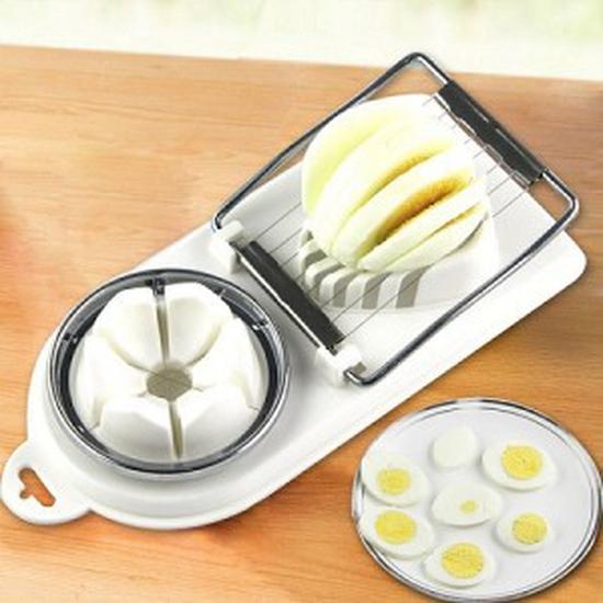 Dụng cụ cắt trứng 2 trong 1 Nhật Bản
