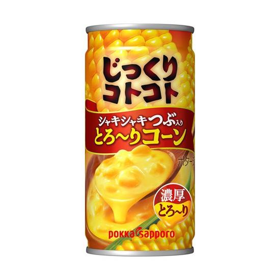 Súp ngô Pokka Sapporo 190g