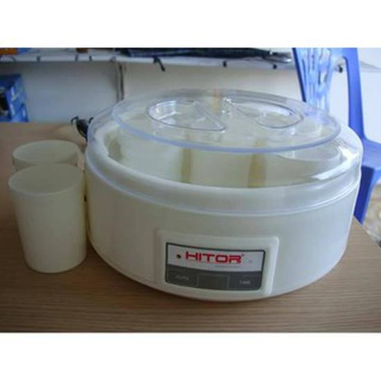 Máy làm sữa chua Hitor loại 8 cốc