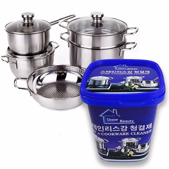 Sản phẩm đánh sáng xoong nồi Hàn Quốc