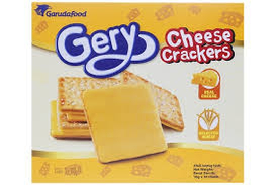 Combo 3 hộp bánh gery cheese 200gr/hộp ( tặng 1 gói  gery dừa 40gr)