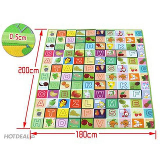 Thảm xốp maboshi 1.8m 2 mặt
