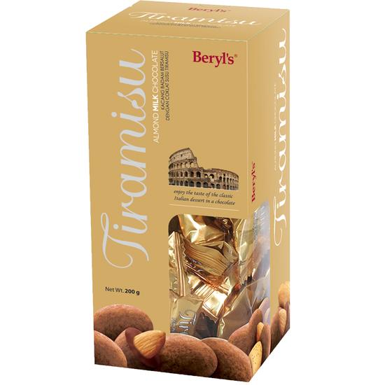 Sôcôla Tiramisu Almond Milk 200g