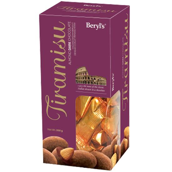 Sôcôla Tiramisu Almond Cappuccino 200g