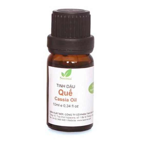 Tinh dầu quế Susinia 10ml 100% nguyên chất tự nhiên