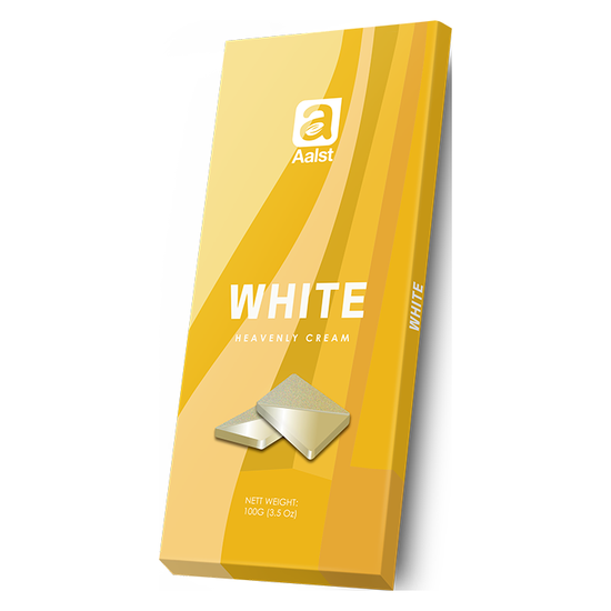 Sô cô la Aaslt White Heavenly Cream 100g