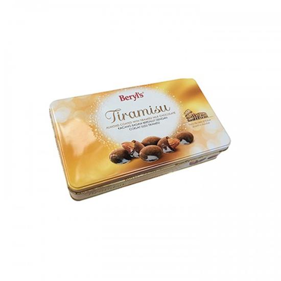 Sôcôla Tiramisu Almond Milk 200g (hộp thiếc)