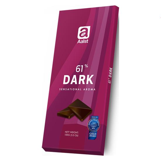 Sô cô la Aalst Dark 61%