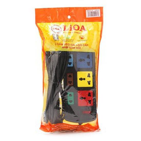 Ổ cắm điện kéo dài an toàn LiOA 3D3S32 5m