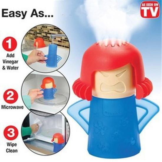 Dụng cụ vệ sinh lò vi sóng Angry Mama Microwave Cleaner