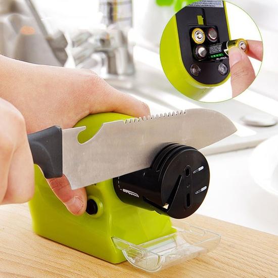 Máy mài dao kéo Swifty Sharp tiện dụng