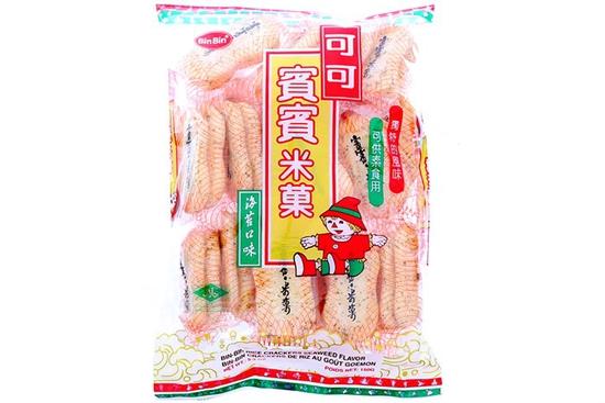 Bánh gạo Bin Bin vị rong biển 150g