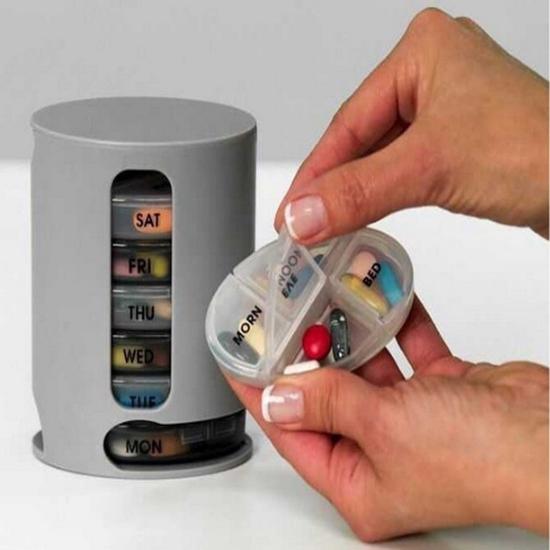 Hộp đựng thuốc thông minh đa năng Pill Pro
