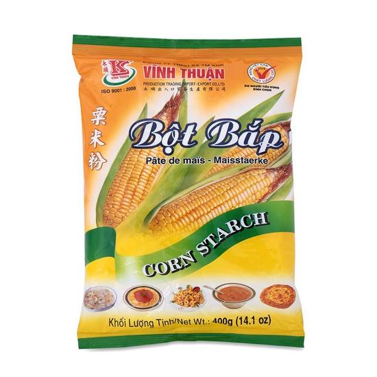 Bột bắp Vĩnh Thuận gói 400g