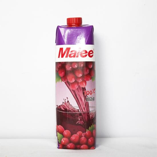 Nước ép nho hiệu Malee – hộp 1L
