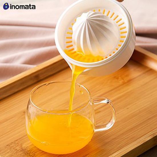 Dụng cụ vắt cam quýt có lọc hạt Inomata hàng Nhật
