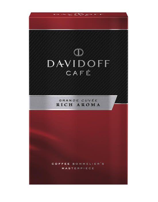 Cà phê xay Davidoff Rich Aroma THỤY SỸ 250g