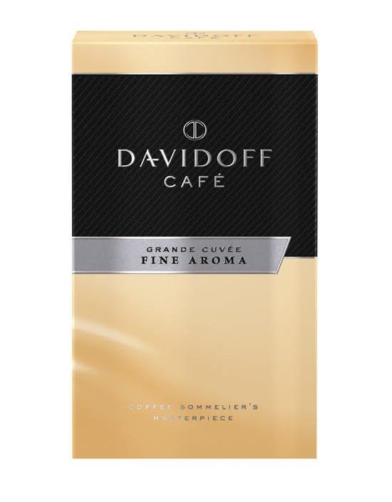 Cà phê xay Davidoff Fine Aroma Thụy Sỹ  250g