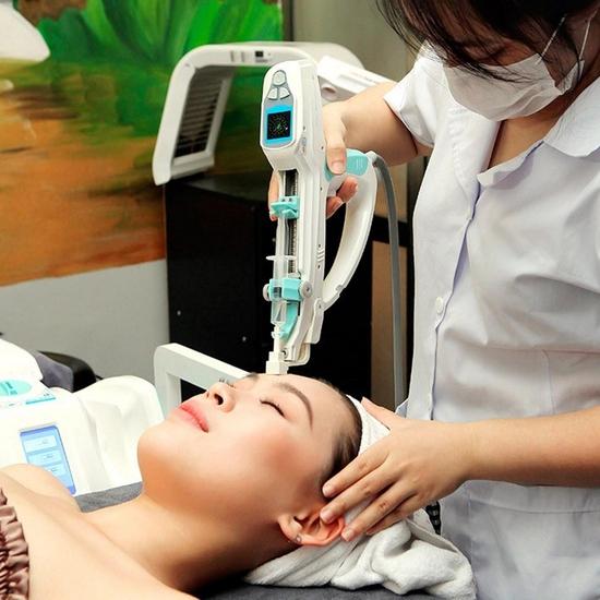 Cấy Tế Bào Gốc Sống Trẻ Hóa, Tăng Sinh Collagen Tại Genic Medical Spa