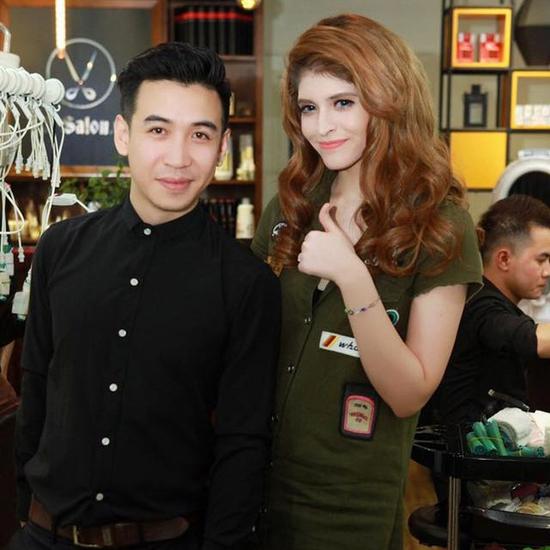 Combo Cắt + Gội + Sấy tạo kiểu cho Nữ tại Ken Salon