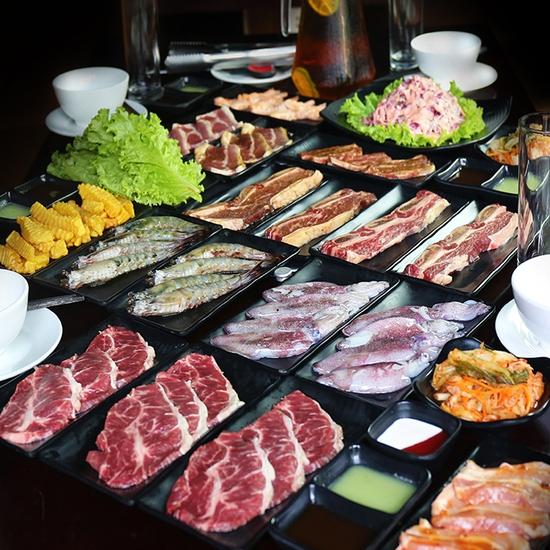 PP's BBQ & HOTPOT: Buffet nướng Ngon đẳng cấp và siêu hấp dẫn