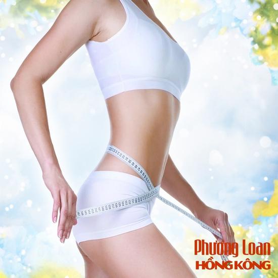 Giảm béo bụng CN Mỹ, giảm ngay 2-5cm sau buổi đầu