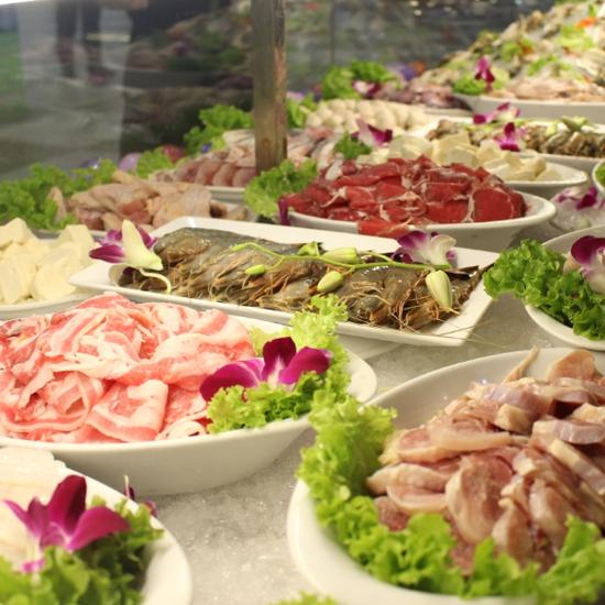 Buffet Lẩu hoặc Nướng tại nhà hàng Dedi Deli BBQ- Royal City