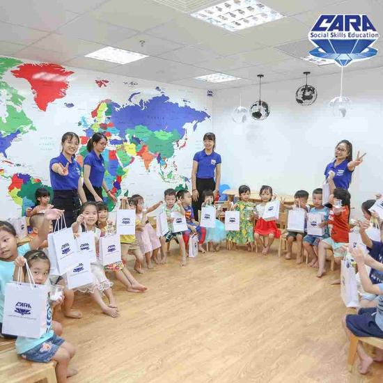 Khóa học Khám phá thiên tài trong con tại Hệ thống giáo dục kỹ năng sống CARA