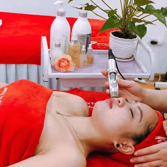 """Siêu trẻ hoá da với công nghệ """"Pink White"""" từ Hàn Quốc tại Harmony Spa"""