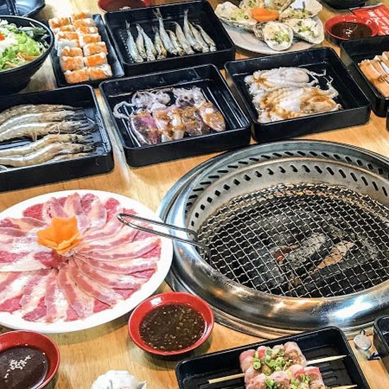 {Chỉ 169K} Buffet nướng Nhật Bản ngon tuyệt đỉnh tại Kochi BBQ