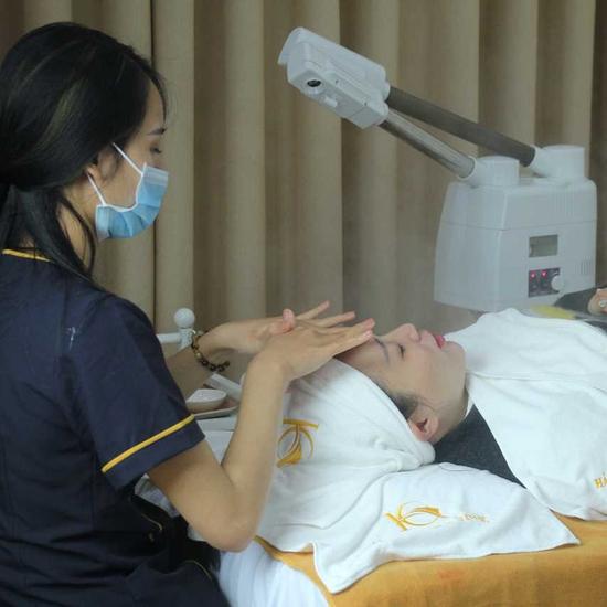 60 phút chăm sóc da mặt cơ bản tại Viện Thẩm mỹ Hải Chi Beauty & Clinic
