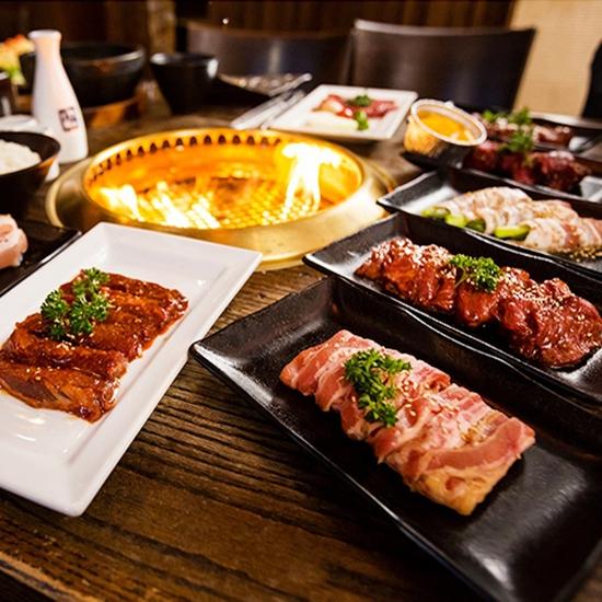 Buffet Nướng Chuẩn Vị Nhật Tại Gyu Kaku Artemis Số 3 Lê Trọng Tấn