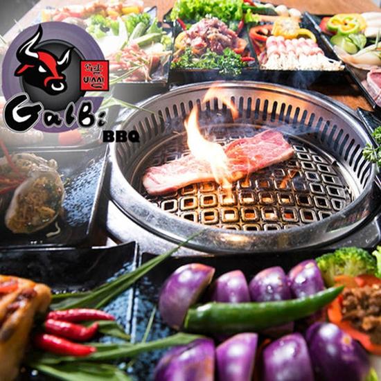 Galbi BBQ – Royal City: Buffet Nướng Lẩu Tươi Ngon Menu 259K + Free Pepsi