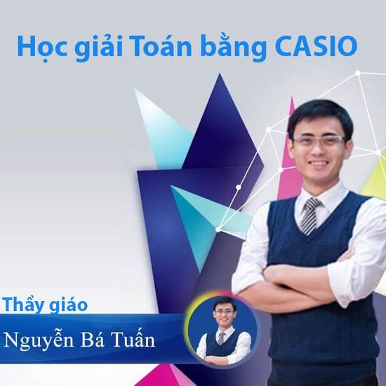Học giải Toán bằng casio từ con số 0 tại Hệ thống giáo dục trực tuyến HỌC MÃI