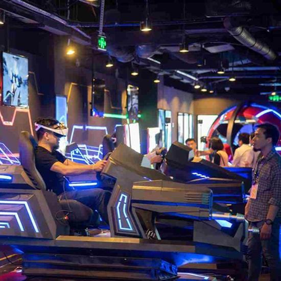Combo nhiều ưu đãi:1 ngày vui chơi Thế giới ảo VR Games+chèo thuyền Kayak - Flamingo Đại Lải Resort