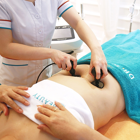 Giảm béo bụng S-Body công nghệ giảm mỡ 2019 tại Thẩm mỹ quốc tế Dr. Beauty