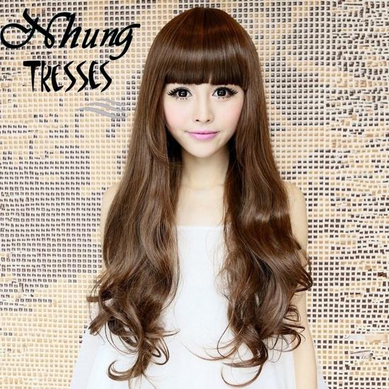 1 trong 10 dịch vụ làm tóc tặng gói phủ bóng tóc tại Nhung Tresses Hair Salon