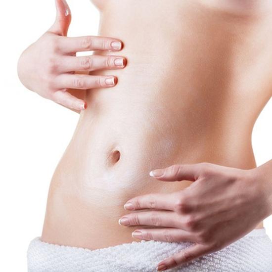 Massage, ấn huyệt, cuốn nóng giảm béo bụng hiệu quả tại Lalisa Spa