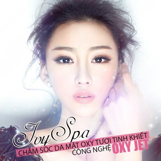 Chăm sóc da mặt bằng Oxy tươi tinh khiết công nghệ OxyJet Ivy Spa - Chỉ 110.000đ