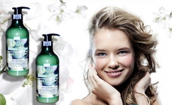 Dầu gội và dầu xả olive, nhập khẩu từ Hàn Quốc, nuôi dưỡng từ chân tóc, cho mái tóc suôn mềm - Chỉ 72.000đ/01 chai