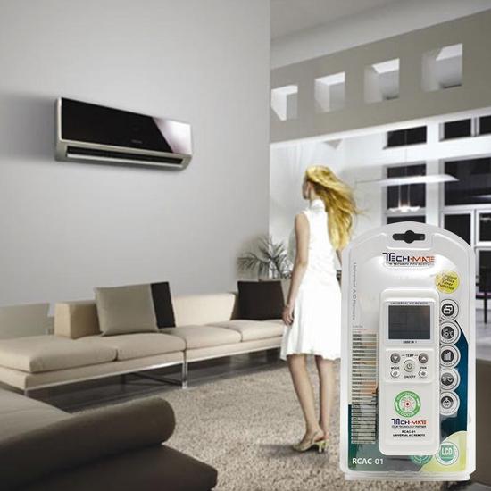 Remote máy lạnh đa năng, kiểu dáng nhỏ gọn, tiện dụng - Chỉ 108.000đ/ 1 chiếc