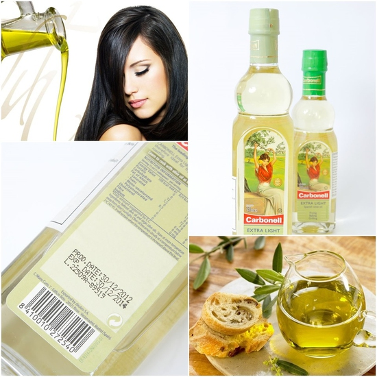 Combo 02 chai Dầu Olive Extra Light Carbonell - deal Thực phẩm giảm