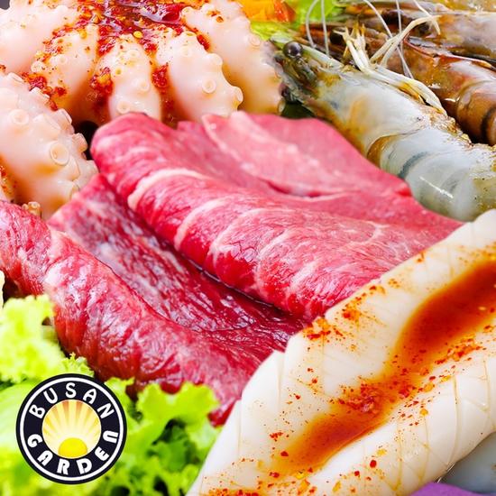 Buffet lẩu nướng Busan cao cấp ( giờ vàng)