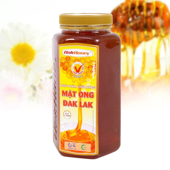 Mật ong Dak Lak - Hàng Việt Nam chất lượng cao