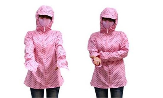 Bảo vệ làn da bạn trước nắng Hè gay gắt với bộ: Áo chống nắng kèm khẩu trang nhãn hiệu Vinamask – Chỉ 104.000đ