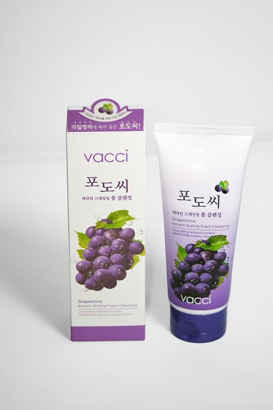Sữa rửa mặt Vacci - Hàng nhập khẩu Hàn