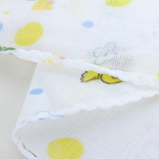 Hai set khăn xô hoa túi lưới xuất Nhật - 16 chiếc