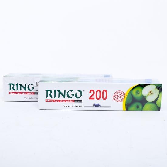 Combo 2 hộp Màng bọc thực phẩm Ringo 200