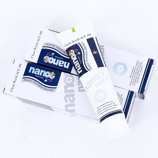 2 hộp Kem đánh răng Hàn Quốc công nghệ Nano